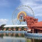 ベトナムの一大遊園地 スィティエンパークに行ってみた!